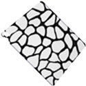 SKIN1 BLACK MARBLE & WHITE LINEN (R) Apple iPad Pro 10.5   Hardshell Case View4