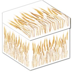 Wheat Plants Storage Stool 12   by Mariart