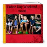 Lake 2008 - 8x8 Photo Book (20 pages)