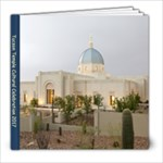 Temple celebration - 8x8 Photo Book (20 pages)