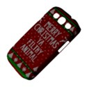 Ugly Christmas Sweater Samsung Galaxy S III Classic Hardshell Case (PC+Silicone) View4