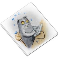 Small Memo Pad by Koolcat
