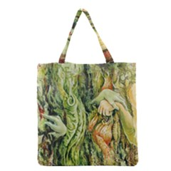 Chung Chao Yi Automatic Drawing Grocery Tote Bag by Celenk