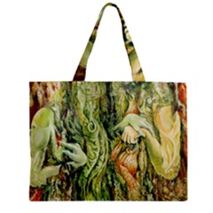Chung Chao Yi Automatic Drawing Zipper Mini Tote Bag by Celenk