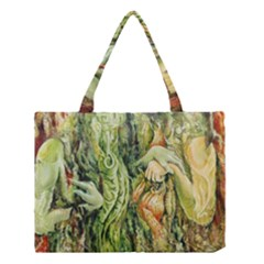 Chung Chao Yi Automatic Drawing Medium Tote Bag by Celenk