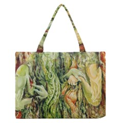 Chung Chao Yi Automatic Drawing Zipper Medium Tote Bag by Celenk