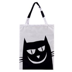 Cat Vector Clipart Figure Animals Classic Tote Bag by Celenk