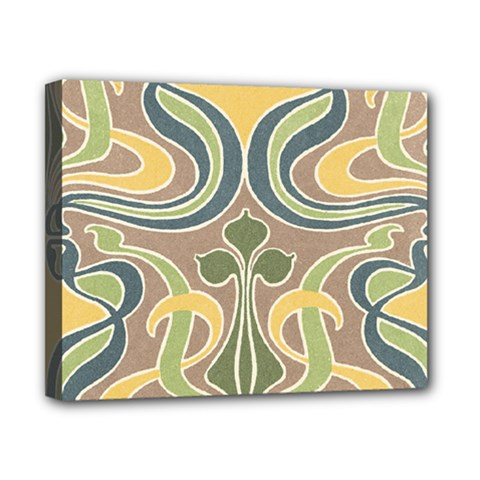 Art Floral Canvas 10  X 8  by 8fugoso