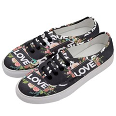 Love Women s Classic Low Top Sneakers by 8fugoso