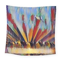 3abstractionism Square Tapestry (large) by 8fugoso