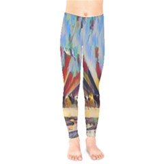 3abstractionism Kids  Legging by 8fugoso