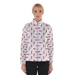 Koi Fishes Motif Pattern Winterwear