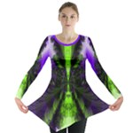 featherery outreach long sleeve tunic - Long Sleeve Tunic