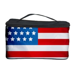 United Of America Usa Flag Cosmetic Storage Case by Celenk