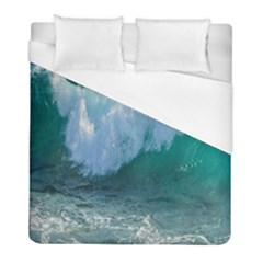 Awesome Wave Ocean Photography Duvet Cover (full/ Double Size) by yoursparklingshop
