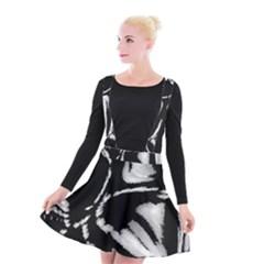 Magic Suspender Skater Skirt by Oksana