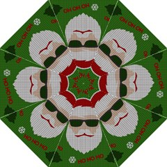 Ugly Christmas Sweater Folding Umbrellas by Valentinaart