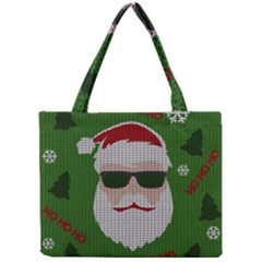 Ugly Christmas Sweater Mini Tote Bag by Valentinaart