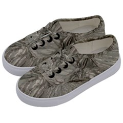 Color Magic Kids  Classic Low Top Sneakers by JUST4U2
