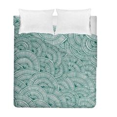 Design Art Wesley Fontes Duvet Cover Double Side (full/ Double Size)