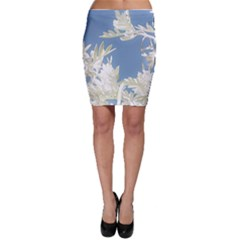 Nature Pattern Bodycon Skirt by dflcprintsclothing