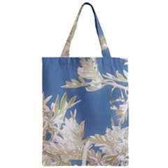 Nature Pattern Zipper Classic Tote Bag by dflcprintsclothing