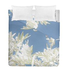 Nature Pattern Duvet Cover Double Side (full/ Double Size)