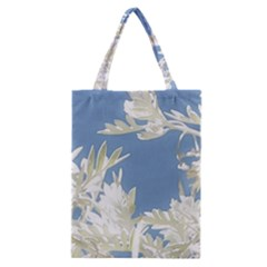 Nature Pattern Classic Tote Bag by dflcprintsclothing
