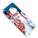 Hello Merry Christmas Santa Claus Snow Blue Sky Samsung C9 Pro Hardshell Case  View5