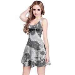 Stone Dragon Camouflage Reversible Sleeveless Dress by RespawnLARPer