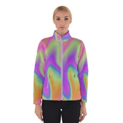 Holographic Design Winterwear