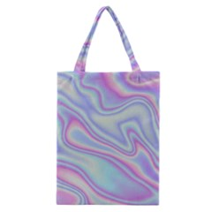 Holographic Design Classic Tote Bag
