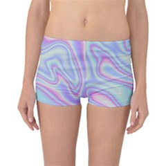 Holographic Design Boyleg Bikini Bottoms