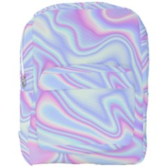 Holographic Design Full Print Backpack