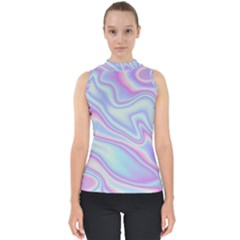 Holographic Design Shell Top