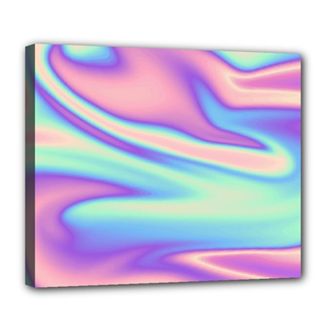 Holographic Design Deluxe Canvas 24  X 20