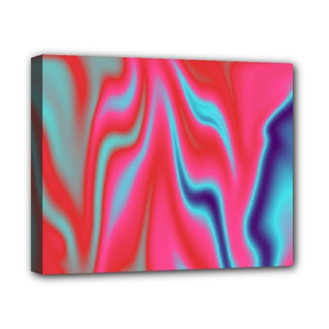 Holographic Design Canvas 10  X 8  by tarastyle