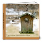 Backyard Birds In Connecticut - 8x8 Photo Book (20 pages)