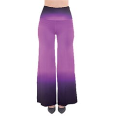 Purple Fog So Vintage Palazzo Pants