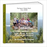 farragut state park  - 8x8 Photo Book (20 pages)