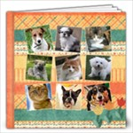 Tulip-Quilt-Spring- Family 12x12 Photo book - 12x12 Photo Book (20 pages)