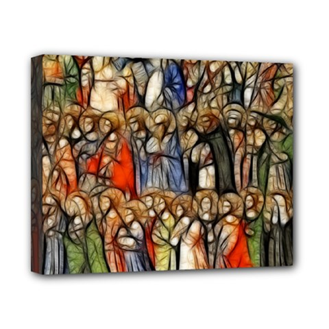 All Saints Christian Holy Faith Canvas 10  X 8  by Celenk