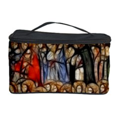 All Saints Christian Holy Faith Cosmetic Storage Case by Celenk