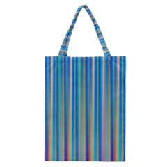Colorful Color Arrangement Classic Tote Bag by Celenk
