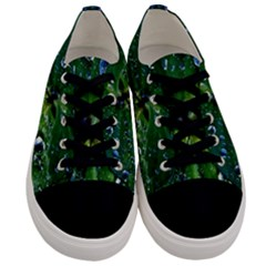 Morning Dew Men s Low Top Canvas Sneakers
