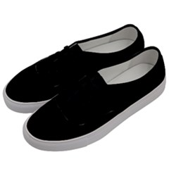 Black Gothic Men s Classic Low Top Sneakers by Costasonlineshop