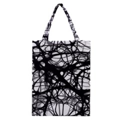Neurons Brain Cells Brain Structure Classic Tote Bag