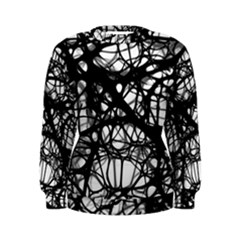 Neurons Brain Cells Brain Structure Women s Sweatshirt