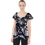 Neurons Brain Cells Brain Structure Lace Front Dolly Top