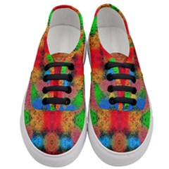 Colorful Goa   Painting Women s Classic Low Top Sneakers